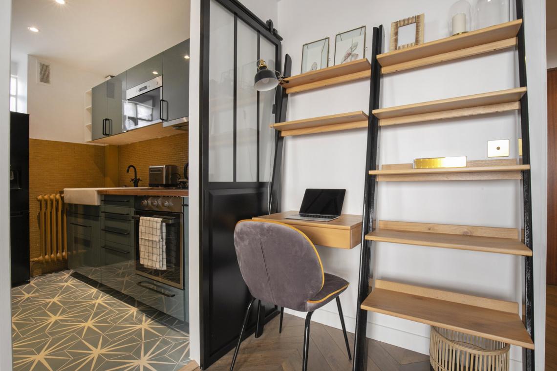 Location appartement meublé rue de la comète paris ref