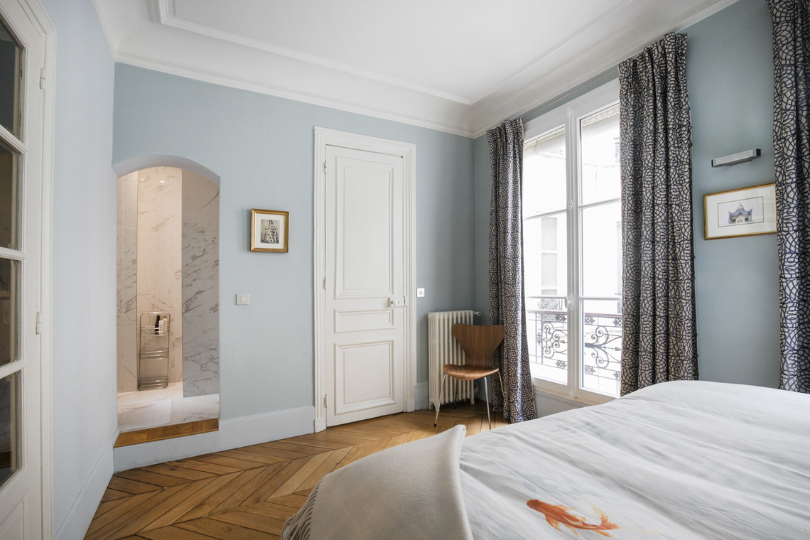 Apartment Paris Rue de Turbigo 11