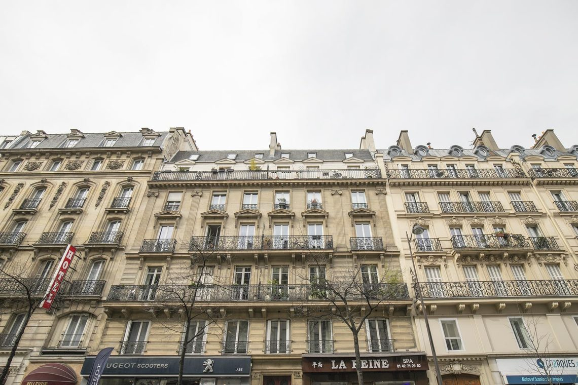 Apartment Paris Rue de Turbigo 17