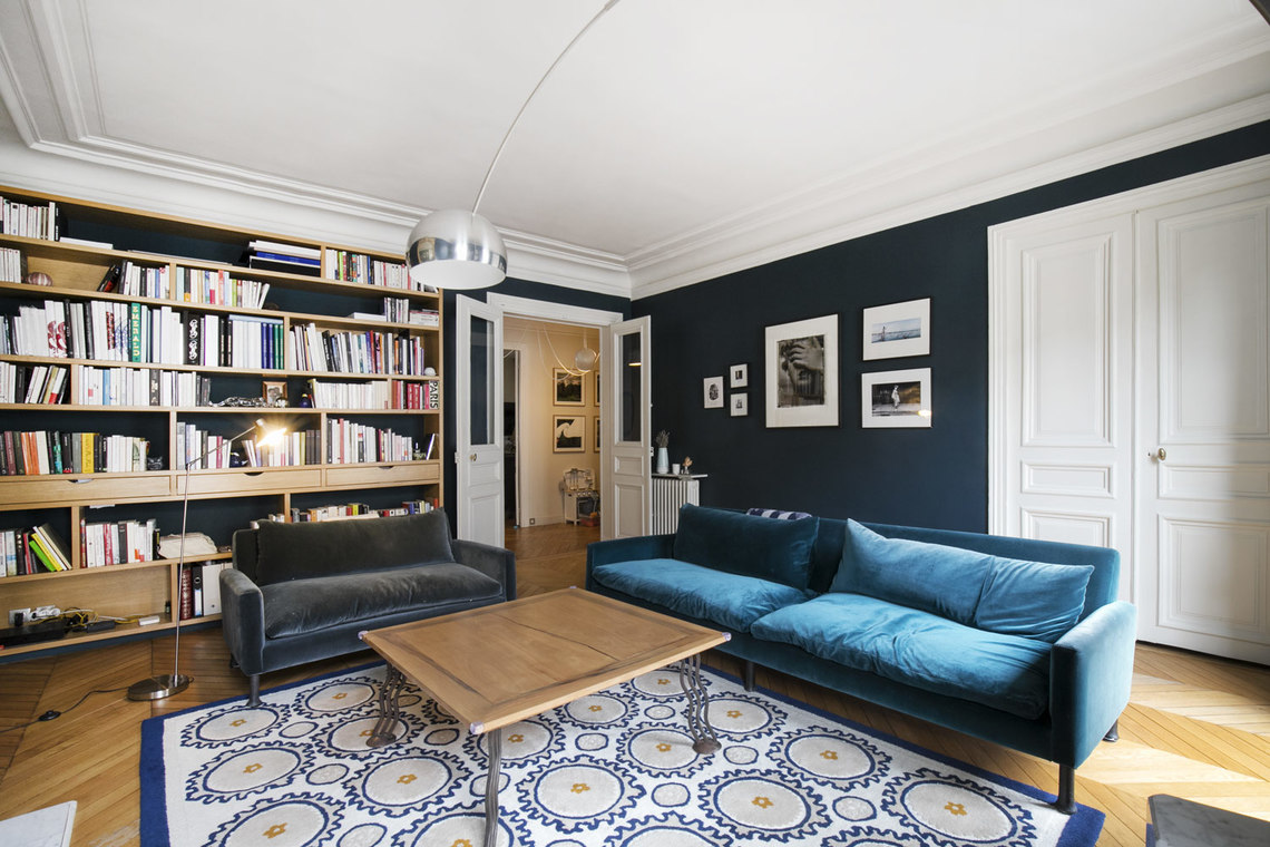 Paris Rue de Turbigo Apartment for rent