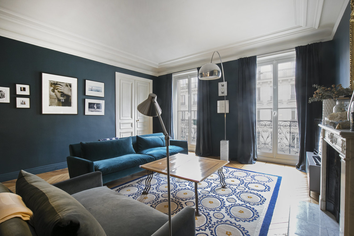 Apartment Paris Rue de Turbigo 4