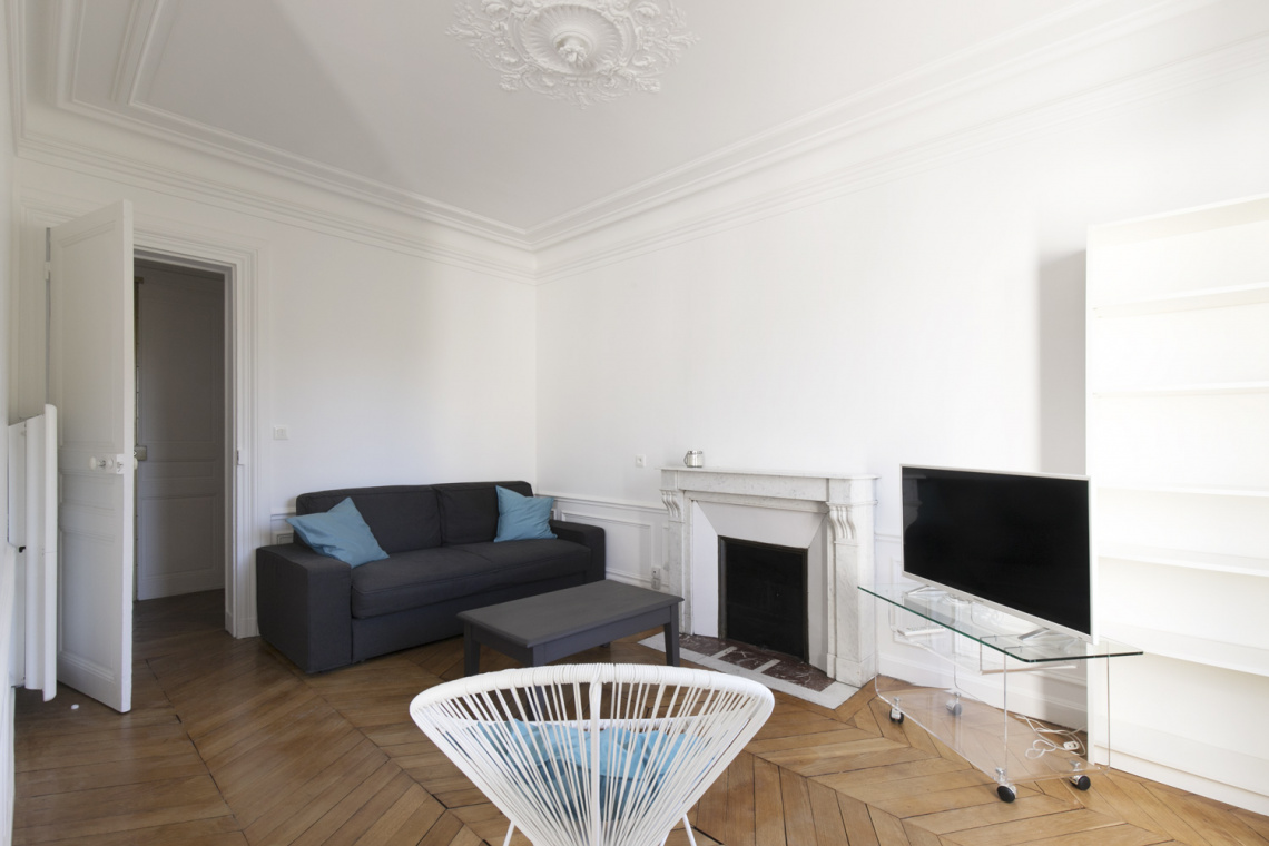 Furnished apartment for rent Paris Rue Guersant
