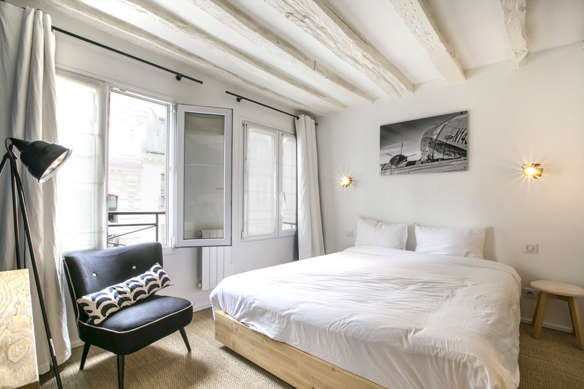 Appartement Paris Rue Saint Honoré 8