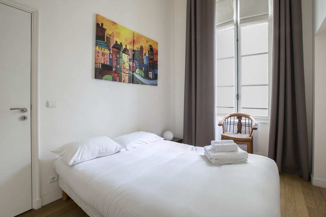 Apartment Paris Rue Pastourelle 13