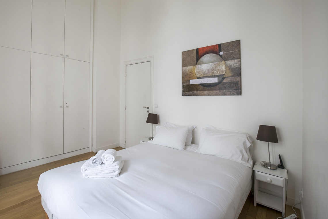 Apartment Paris Rue Pastourelle 9