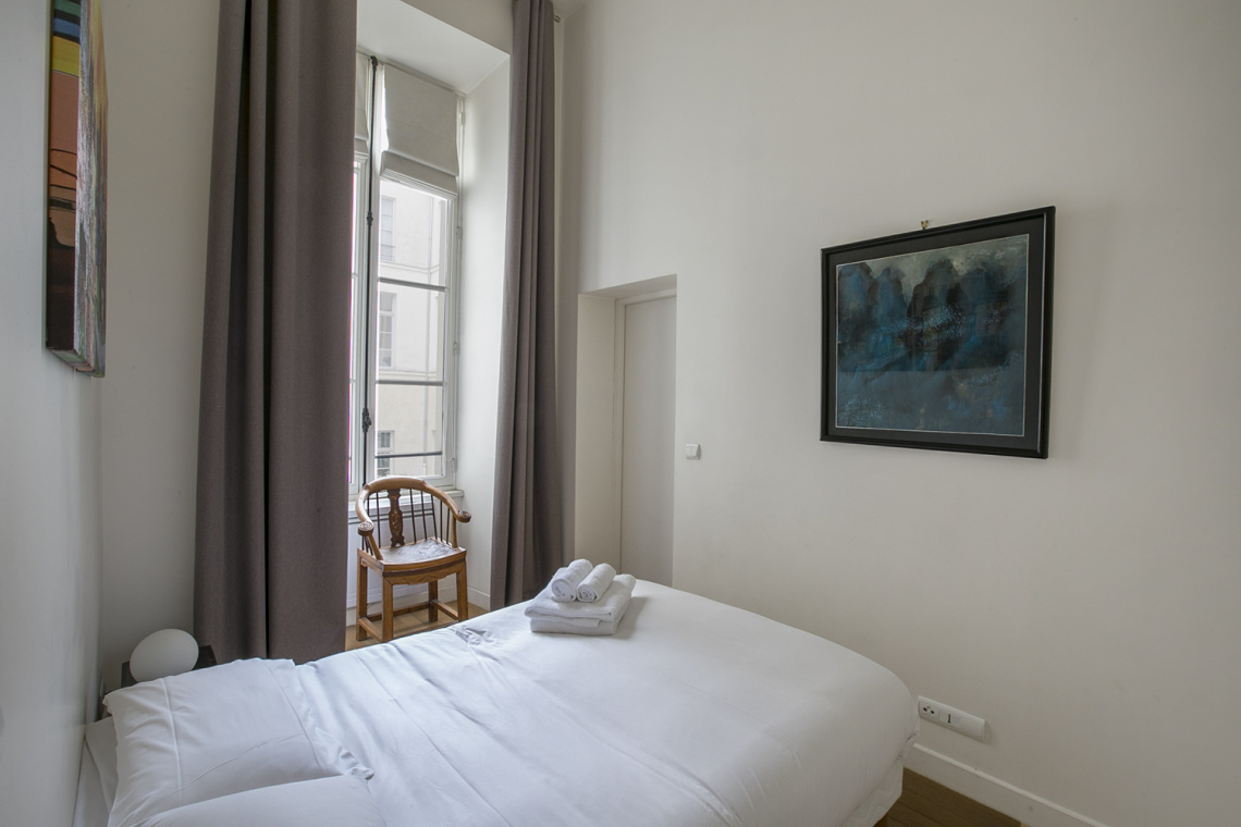 Apartment Paris Rue Pastourelle 14