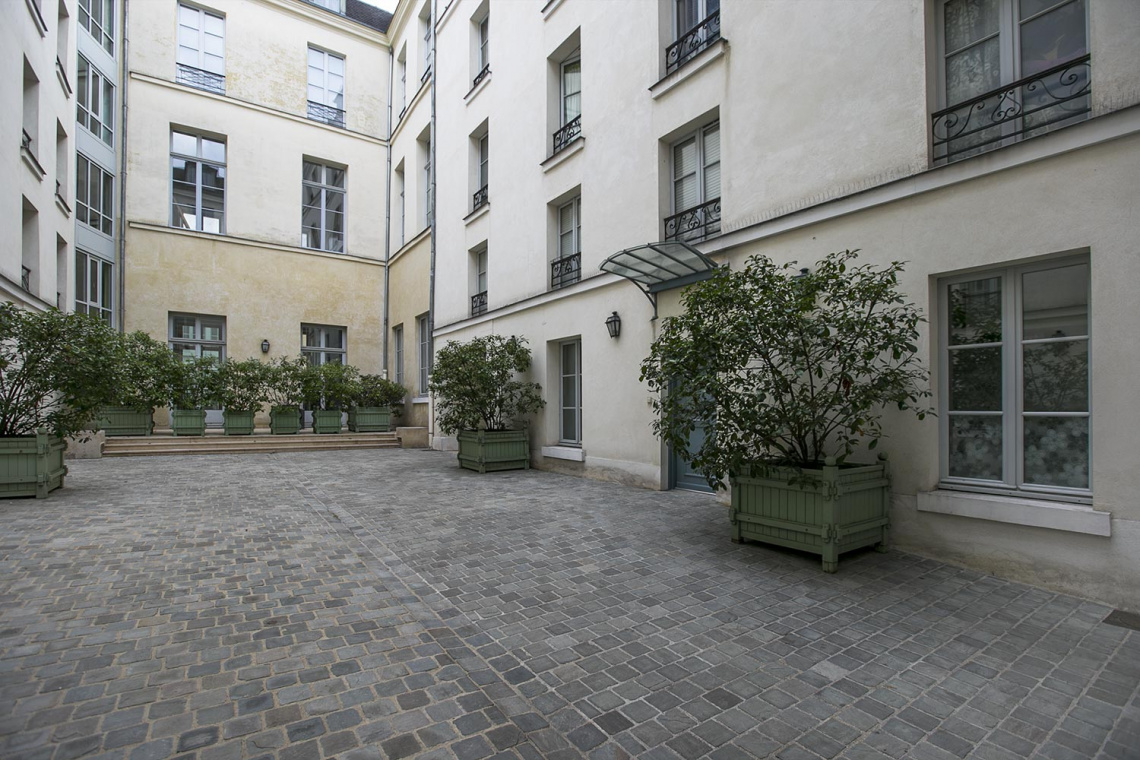 Apartment Paris Rue Pastourelle 16