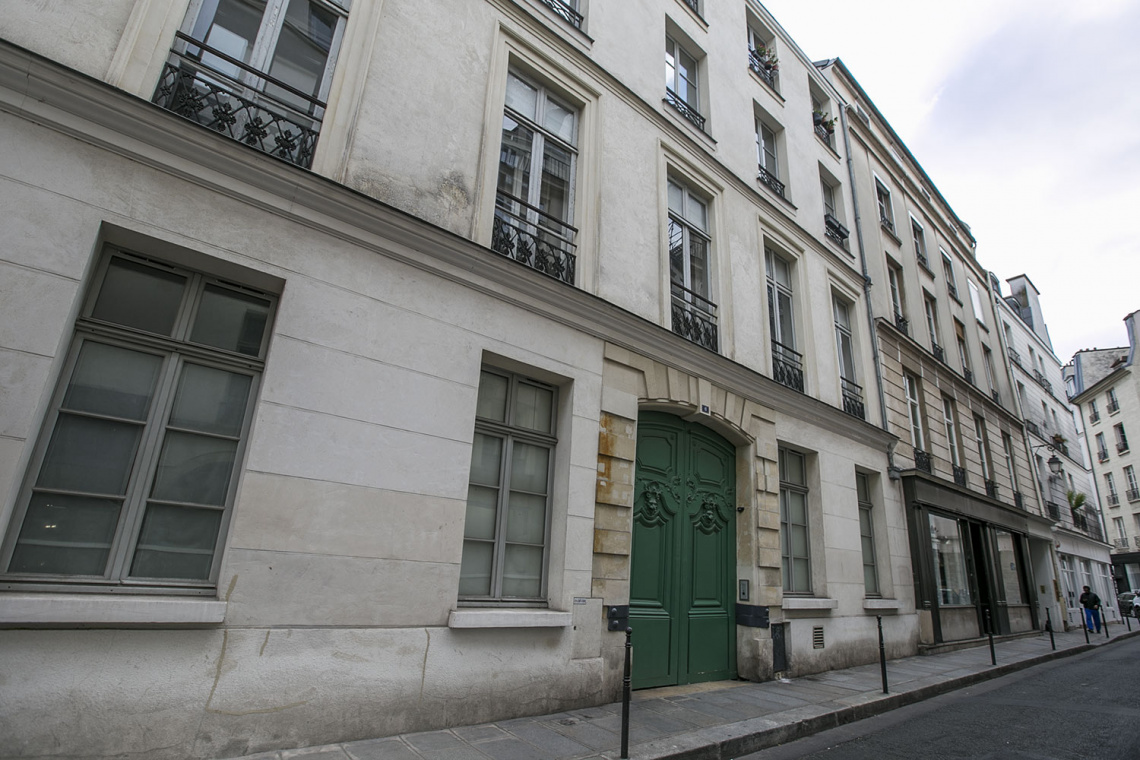 Apartment Paris Rue Pastourelle 17