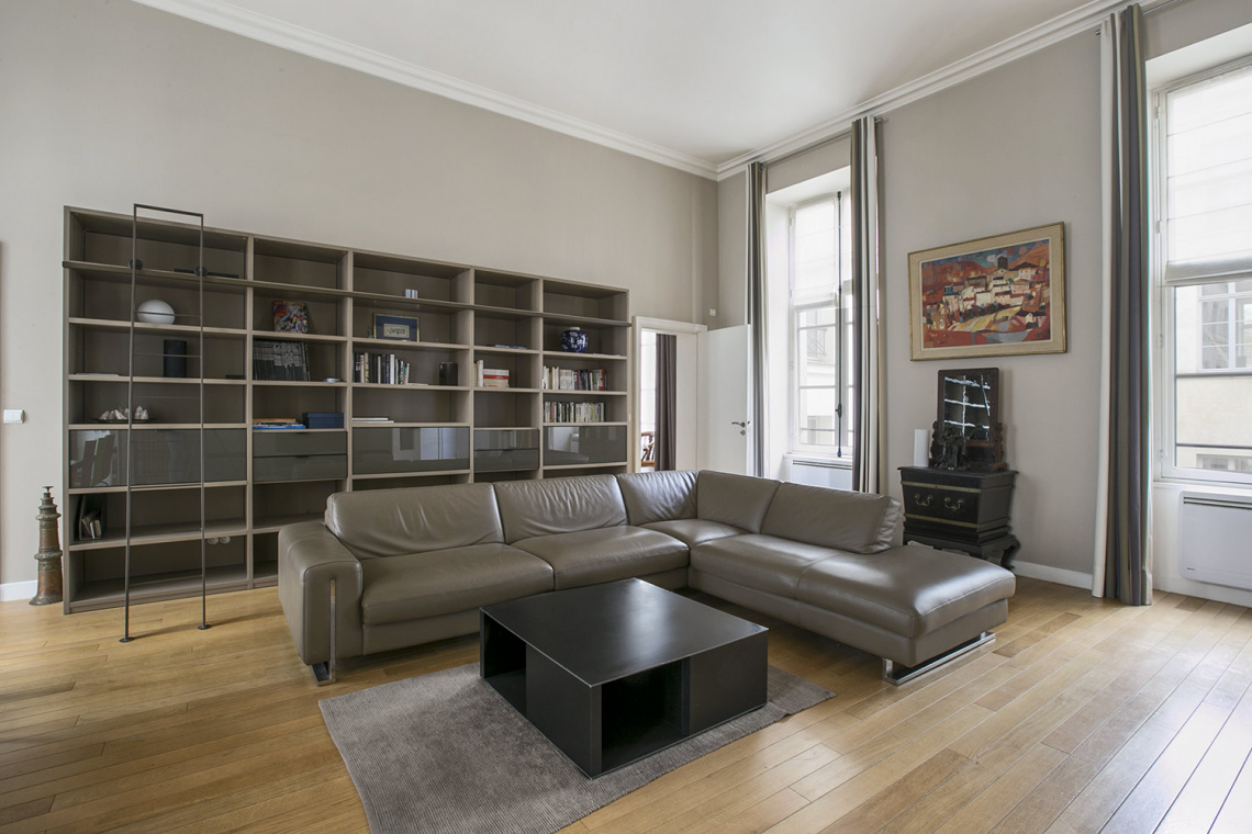 Paris Rue Pastourelle Apartment for rent