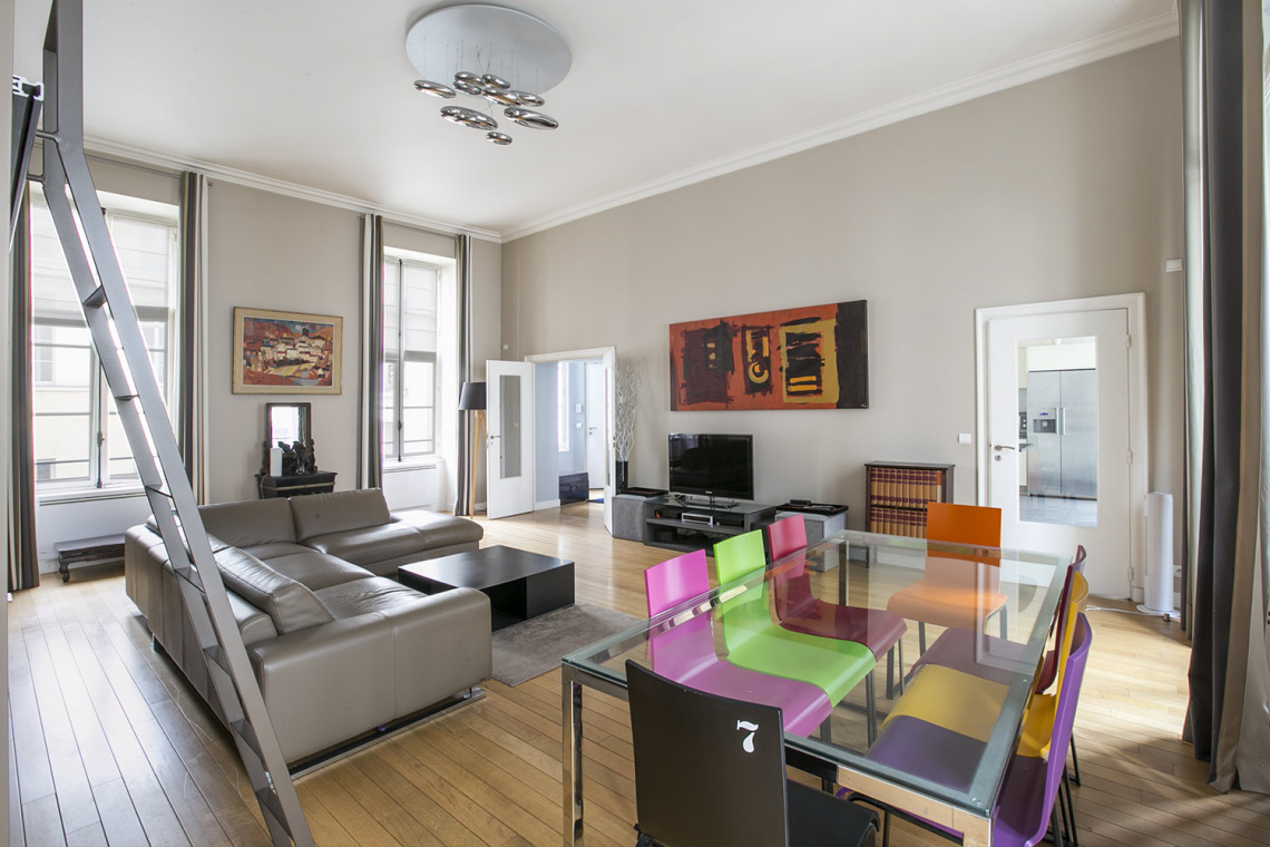 Apartment Paris Rue Pastourelle 4