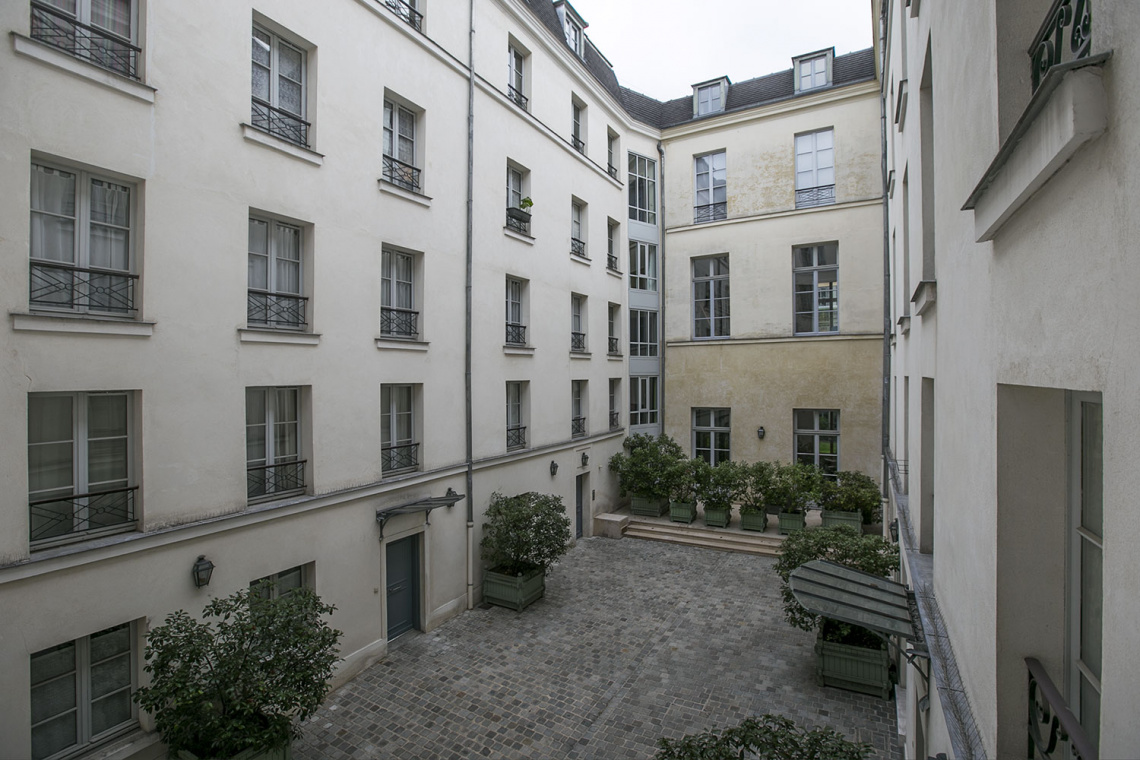 Apartment Paris Rue Pastourelle 15
