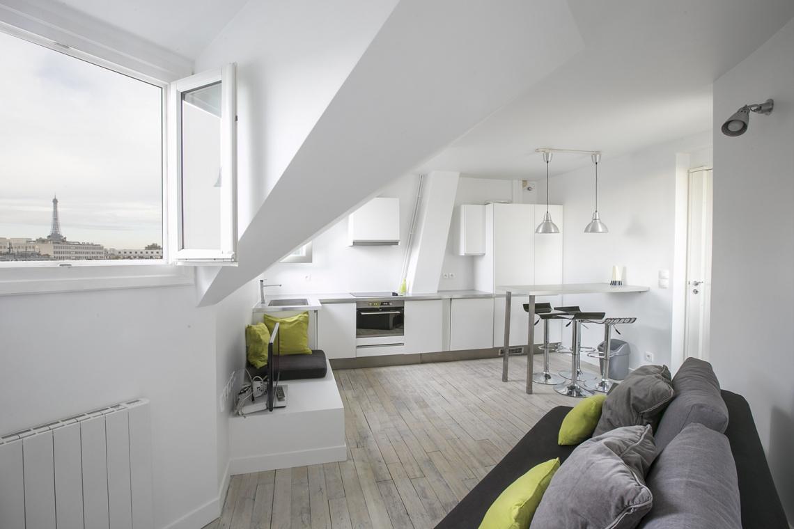 Location appartement meubl rue de lille paris ref 17454 - Location studio meuble lille ...