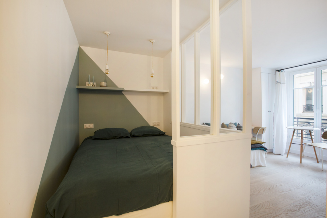 Apartment Paris Rue des Dames 10