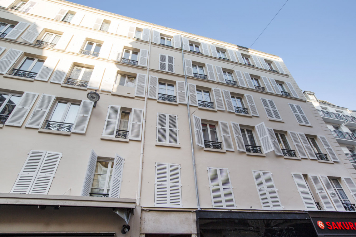 Apartment Paris Rue des Dames 14