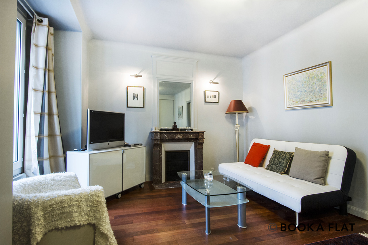 Appartement Paris Rue Saint Charles 3