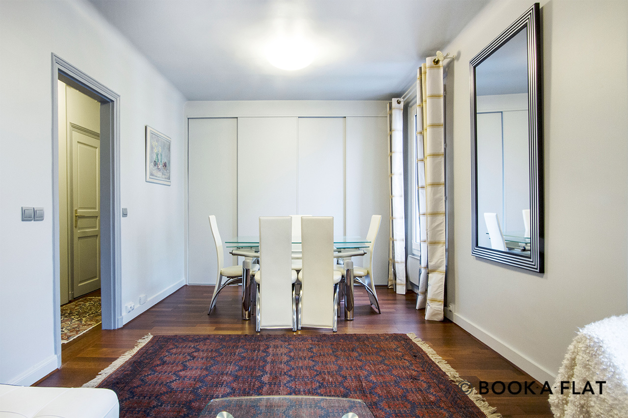 Appartement Paris Rue Saint Charles 4