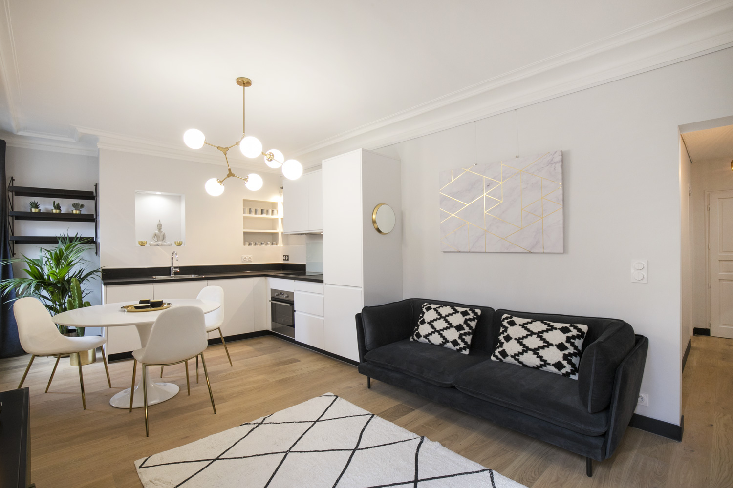 Apartment Paris avenue des Gobelins