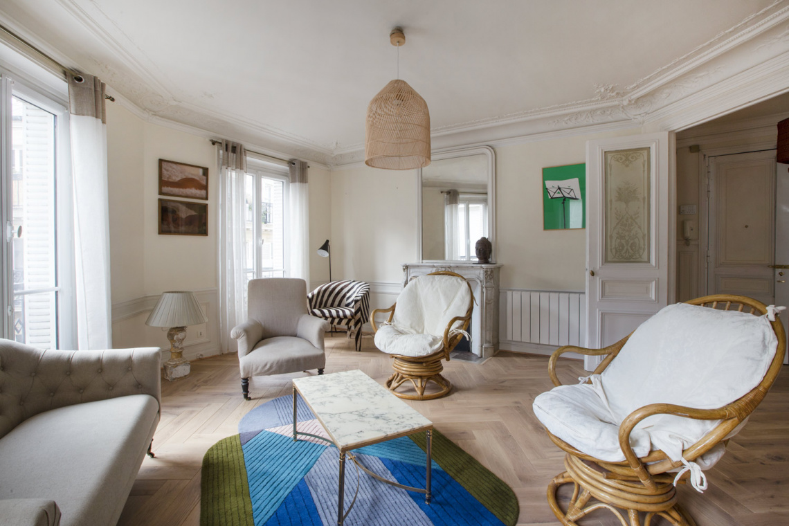 Furnished apartment for rent Paris Rue Pernelle