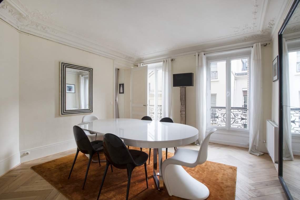 Apartment Paris Rue Pernelle 7