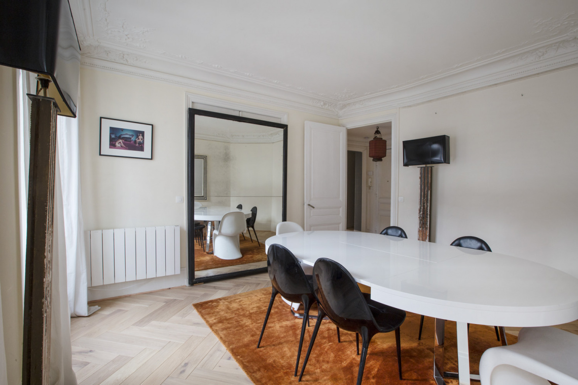 Apartment Paris Rue Pernelle 8