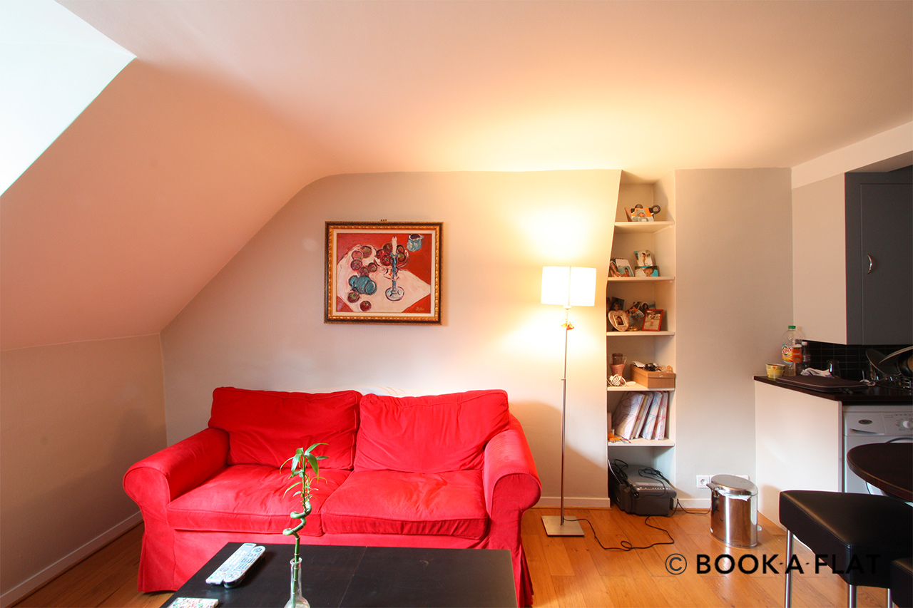 Furnished apartment for rent Paris Rue la Boétie