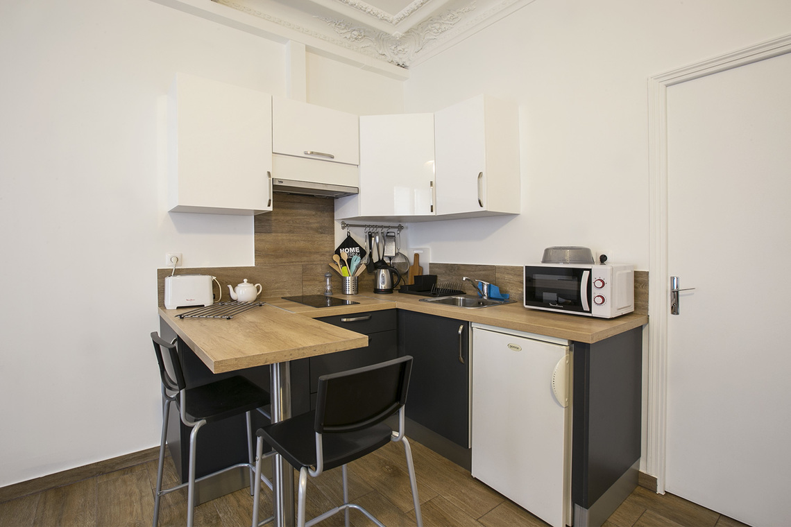 Apartamento Paris Rue Lauriston 6