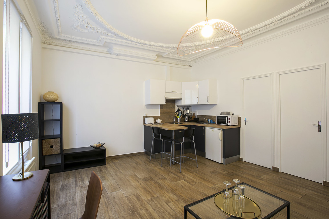 Apartamento Paris Rue Lauriston 5