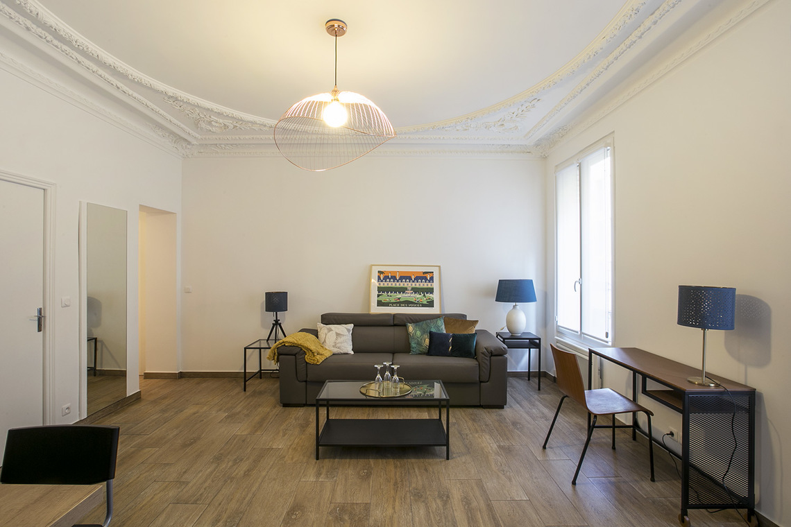 Apartamento Paris Rue Lauriston 2