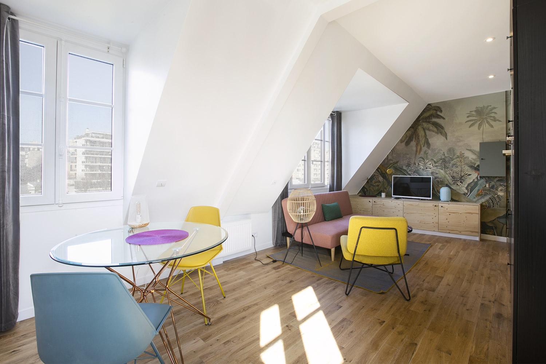 Apartment Paris avenue du Général Mangin