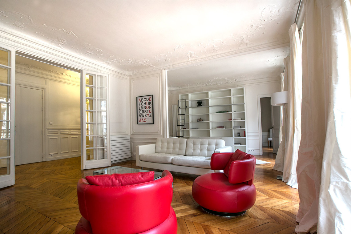 Paris Rue Villebois Mareuil Apartment for rent