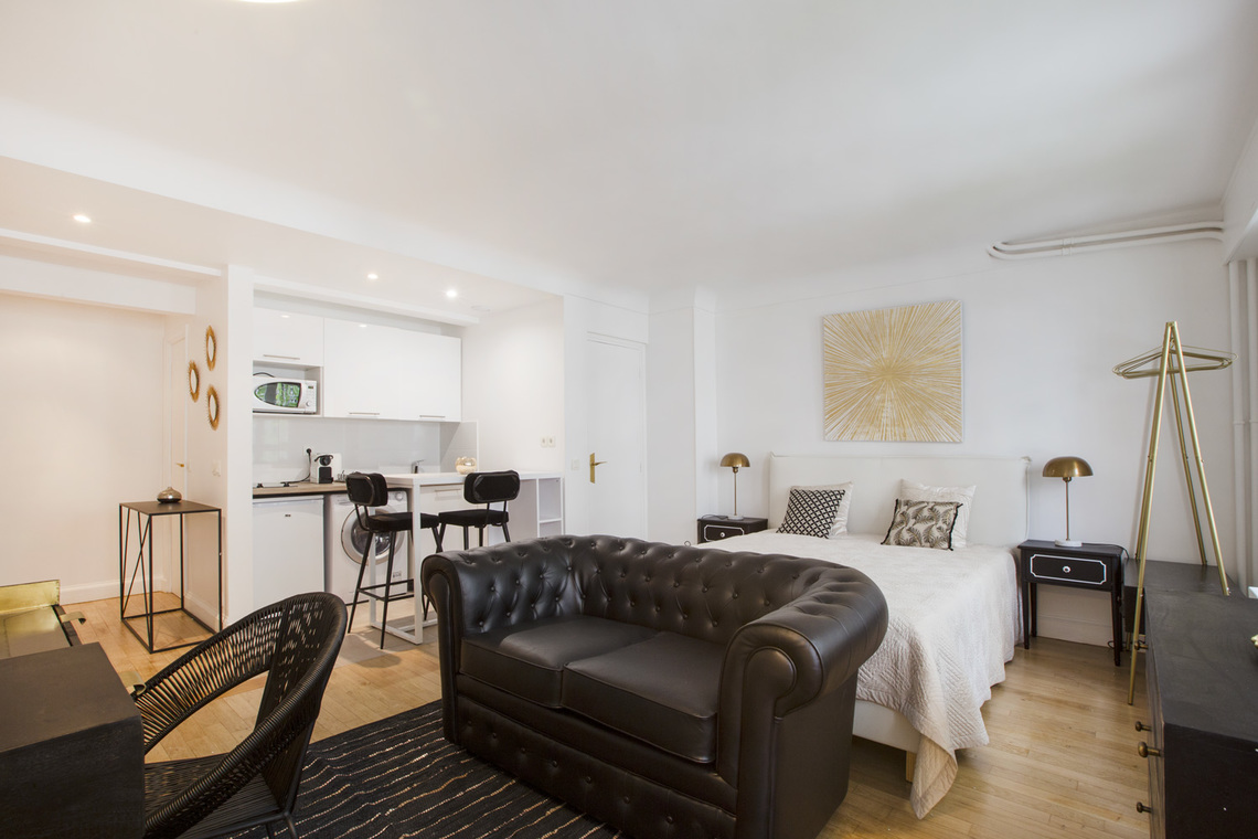 Paris Avenue de New York Apartment for rent