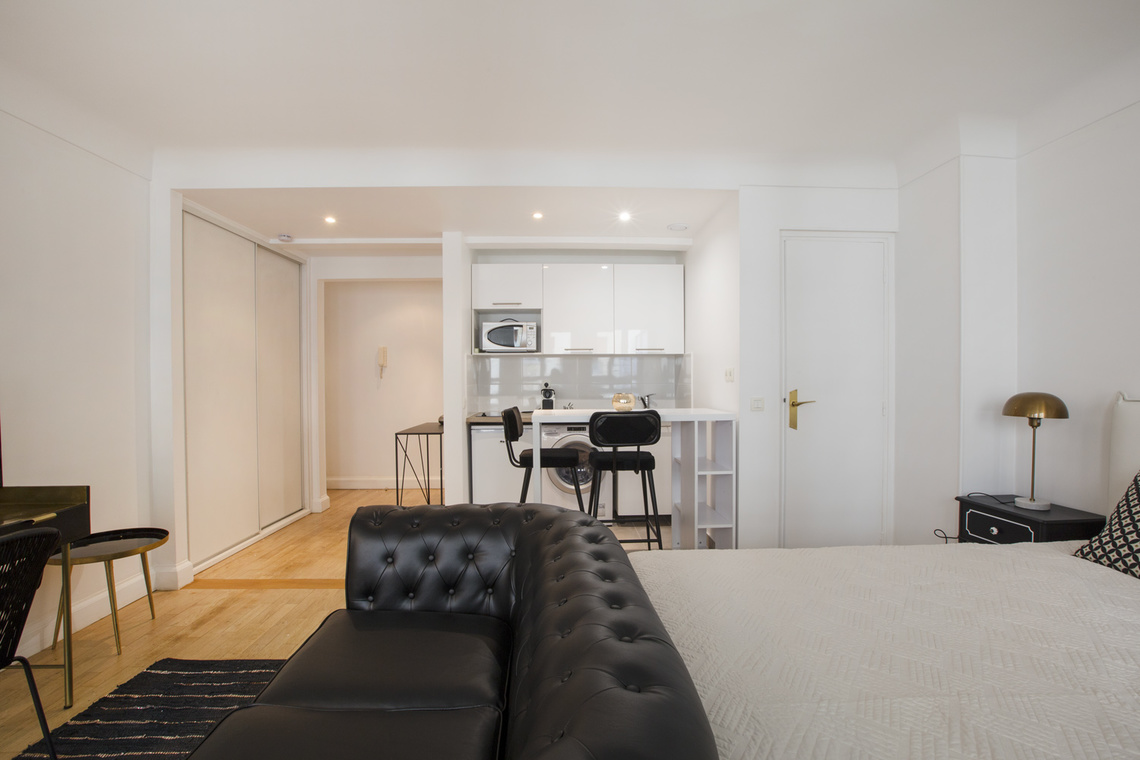 Apartment Paris Avenue de New York 4
