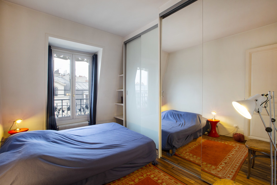 Apartment Paris Rue Duc 9