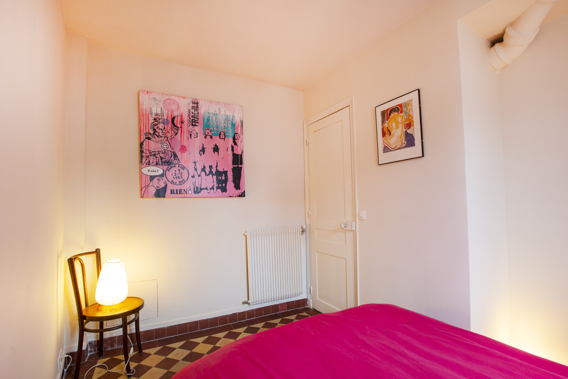 Apartment Paris Rue Duc 16