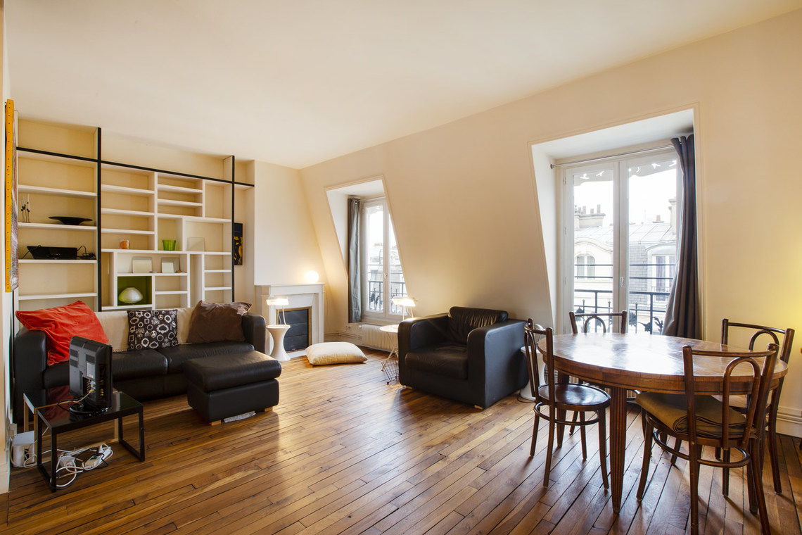 Paris Rue Duc Apartment for rent