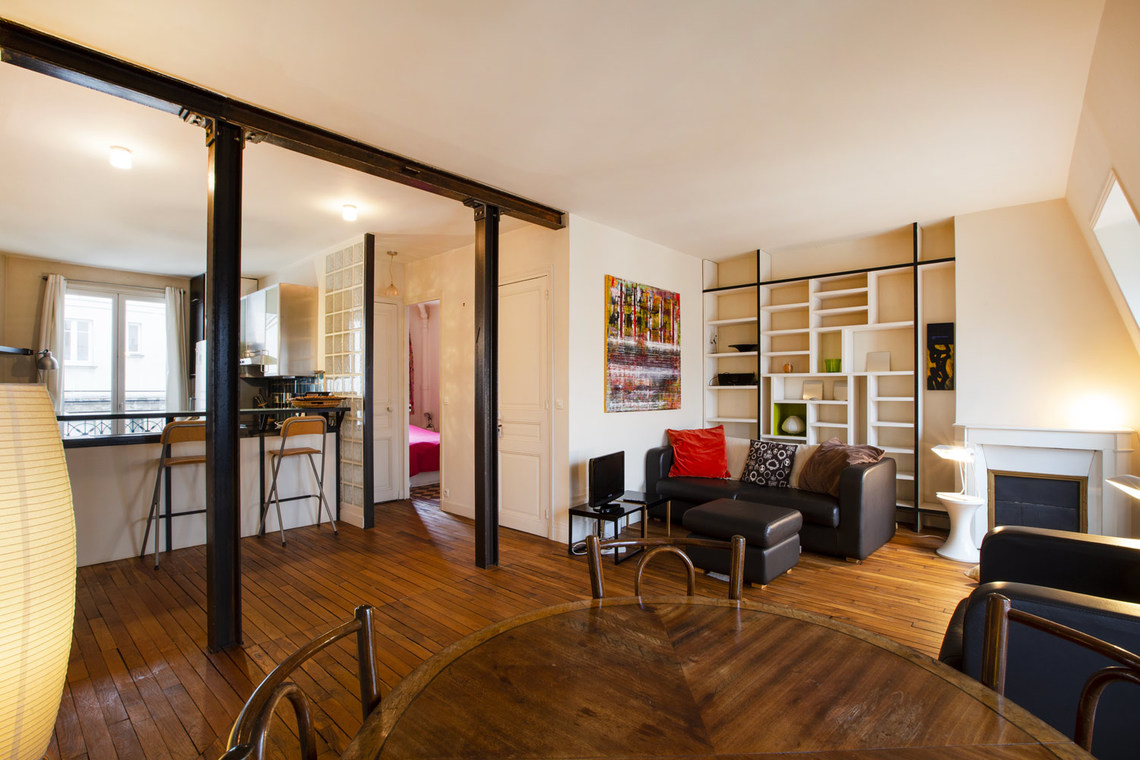 Apartment Paris Rue Duc 3
