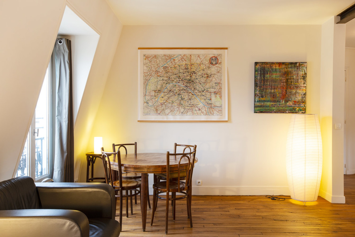 Apartment Paris Rue Duc 4
