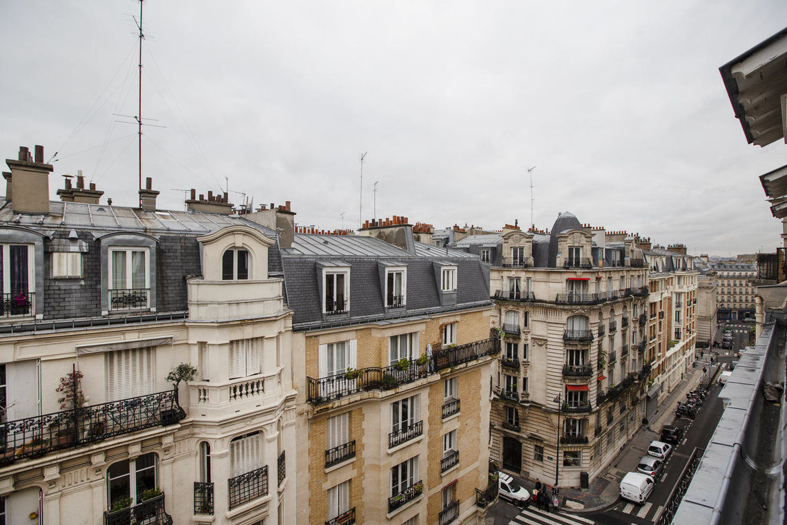 Apartment Paris Rue Duc 5