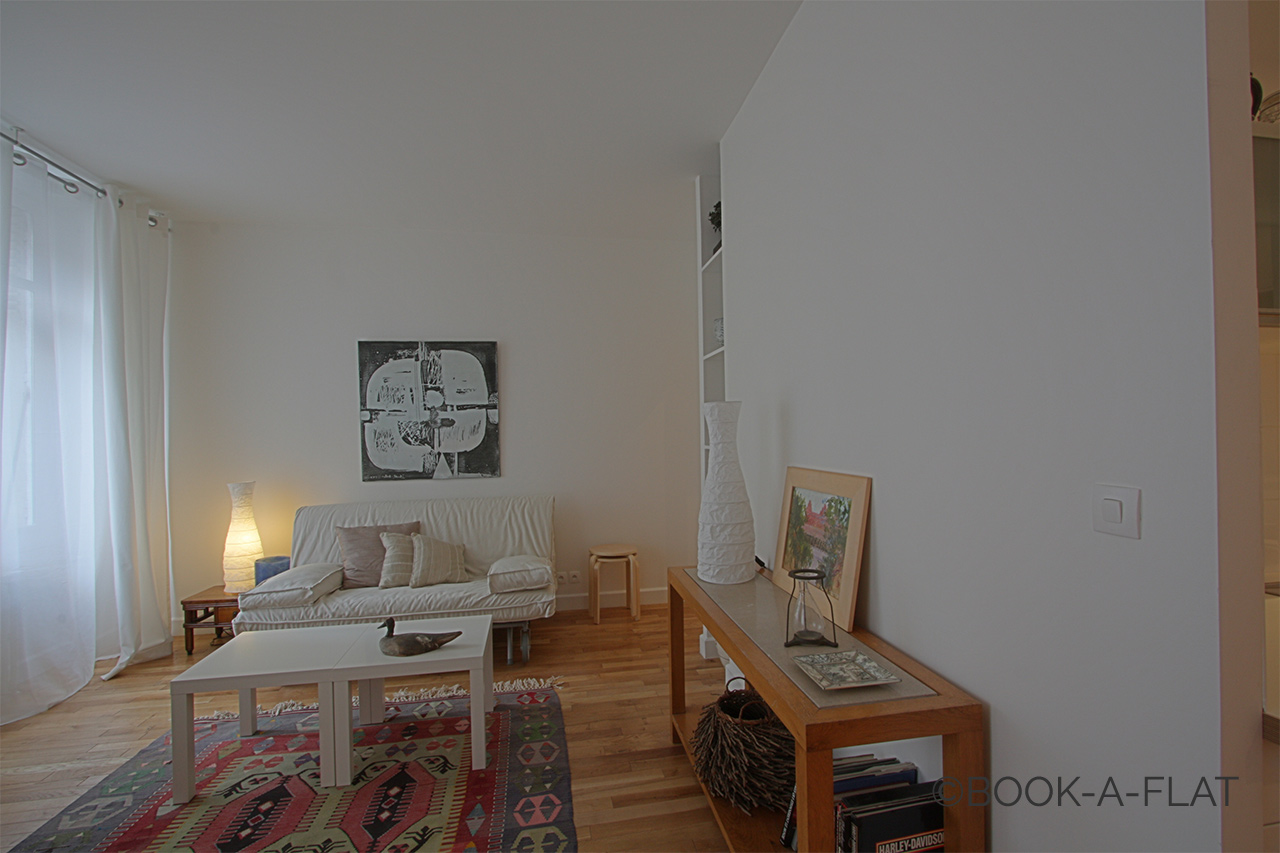 Paris Rue Robert Lindet Apartment for rent