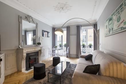 Furnished Apartment For Rent Rue De L Abbé Gregoire Paris