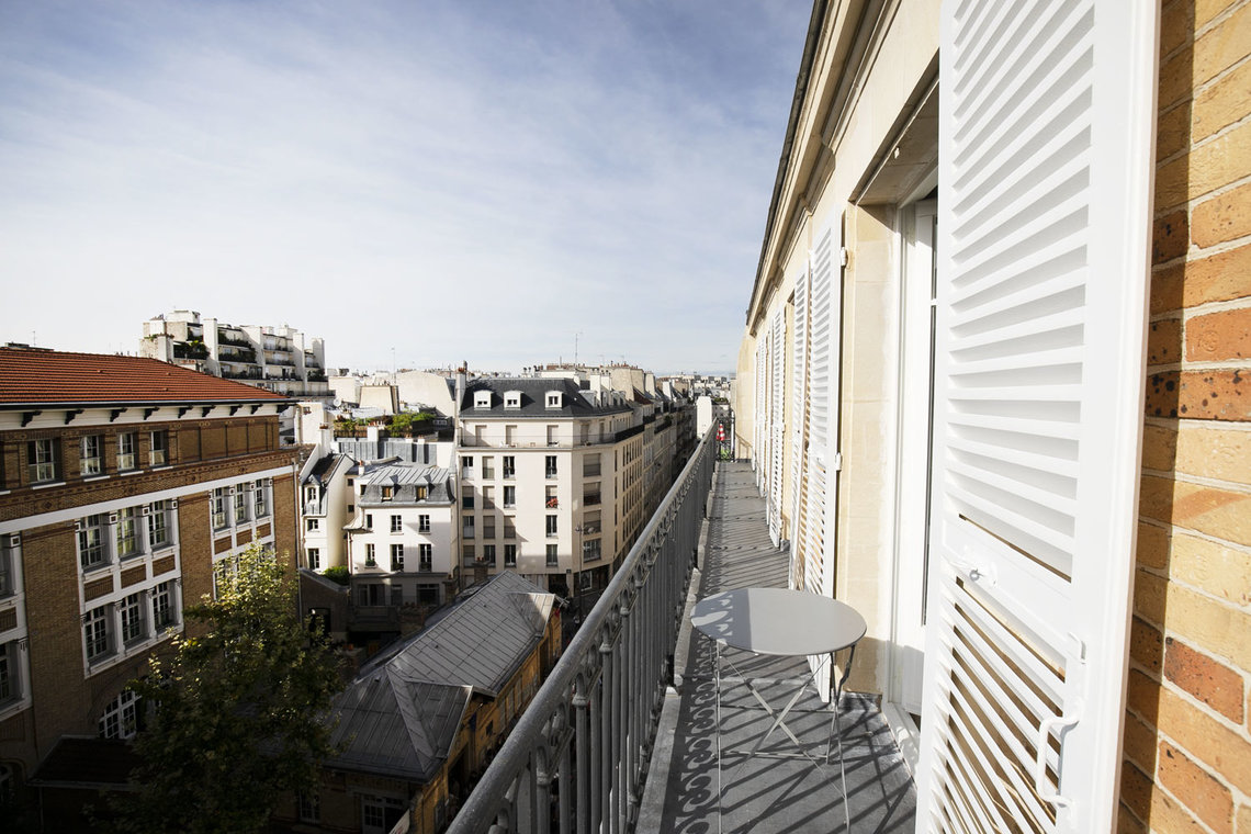 Apartment Paris Rue Madame 5