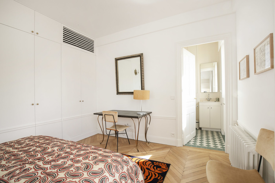 Apartment Paris Rue Madame 18