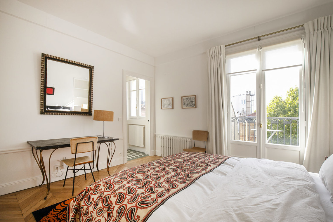 Apartment Paris Rue Madame 19