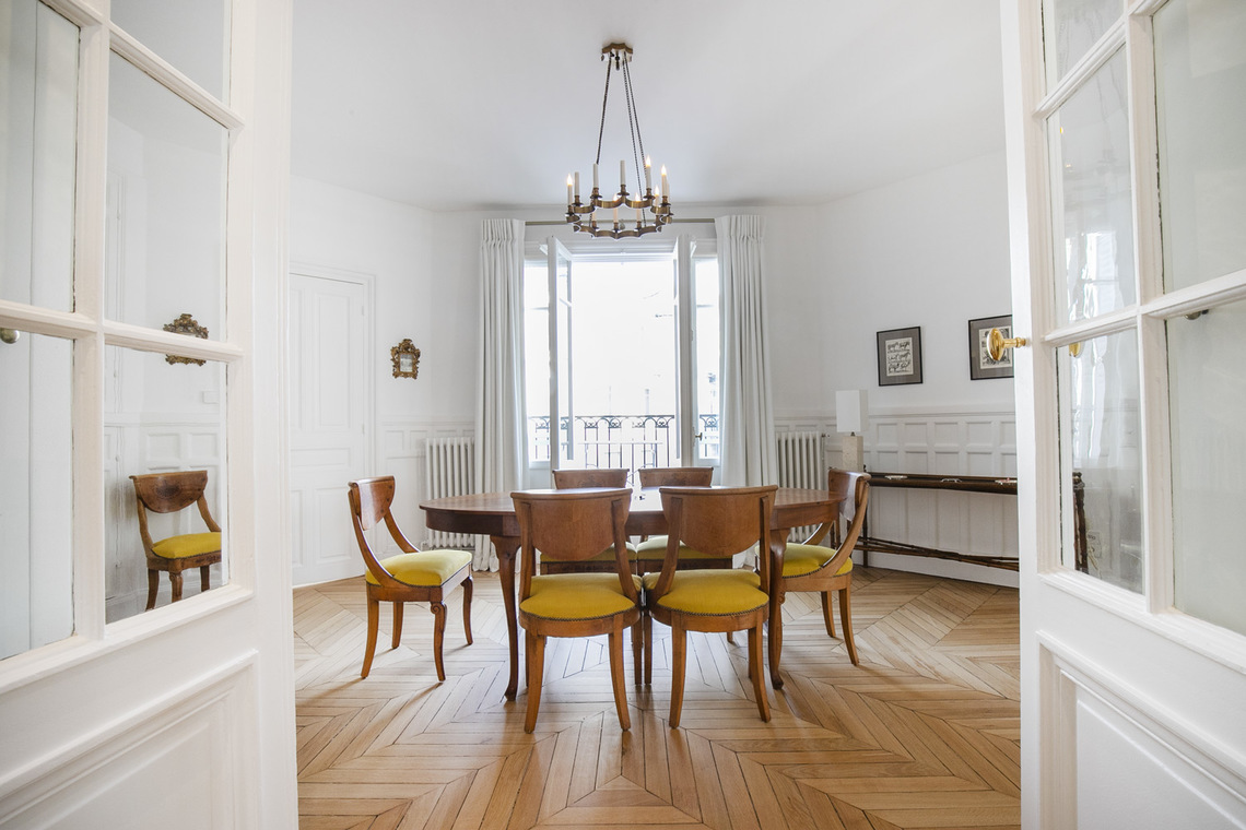 Apartment Paris Rue Madame 7