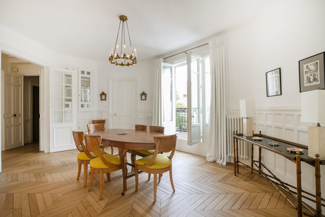 Apartment Paris Rue Madame 6