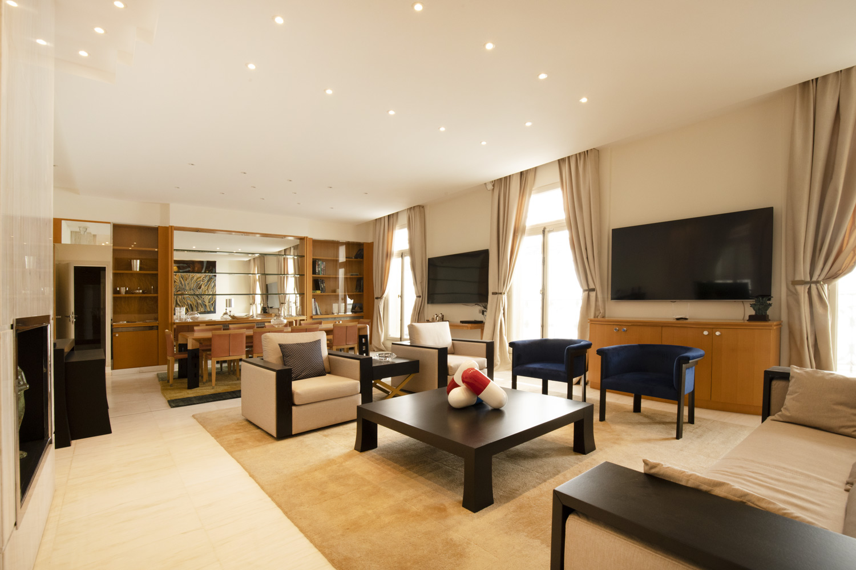 Apartment Paris boulevard Malesherbes