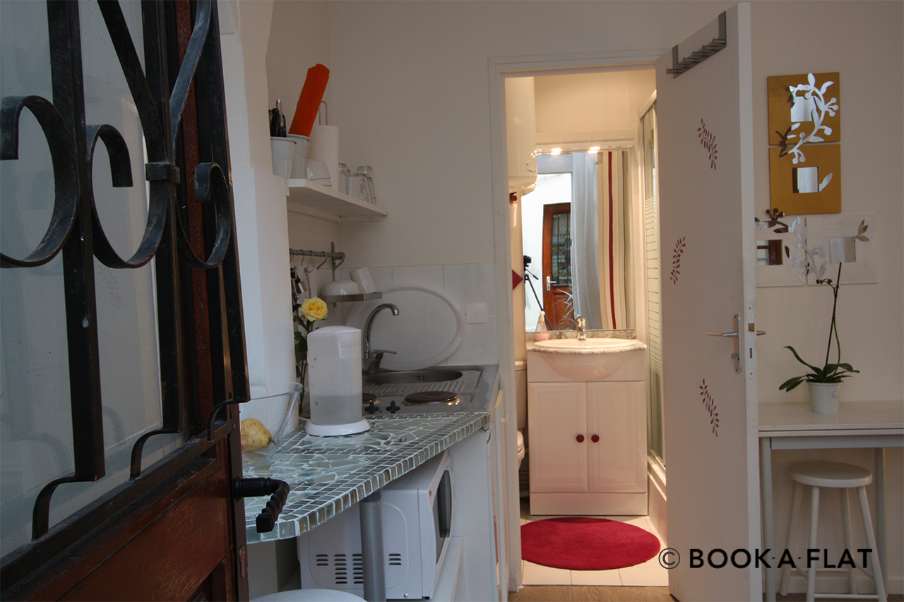 Apartment Paris Rue Saint Sauveur 8