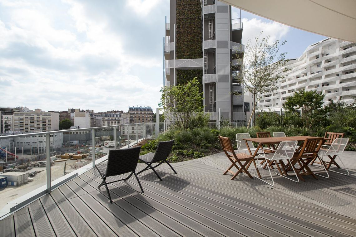 Apartment Paris Rue Mstislav Rostropovitch  4