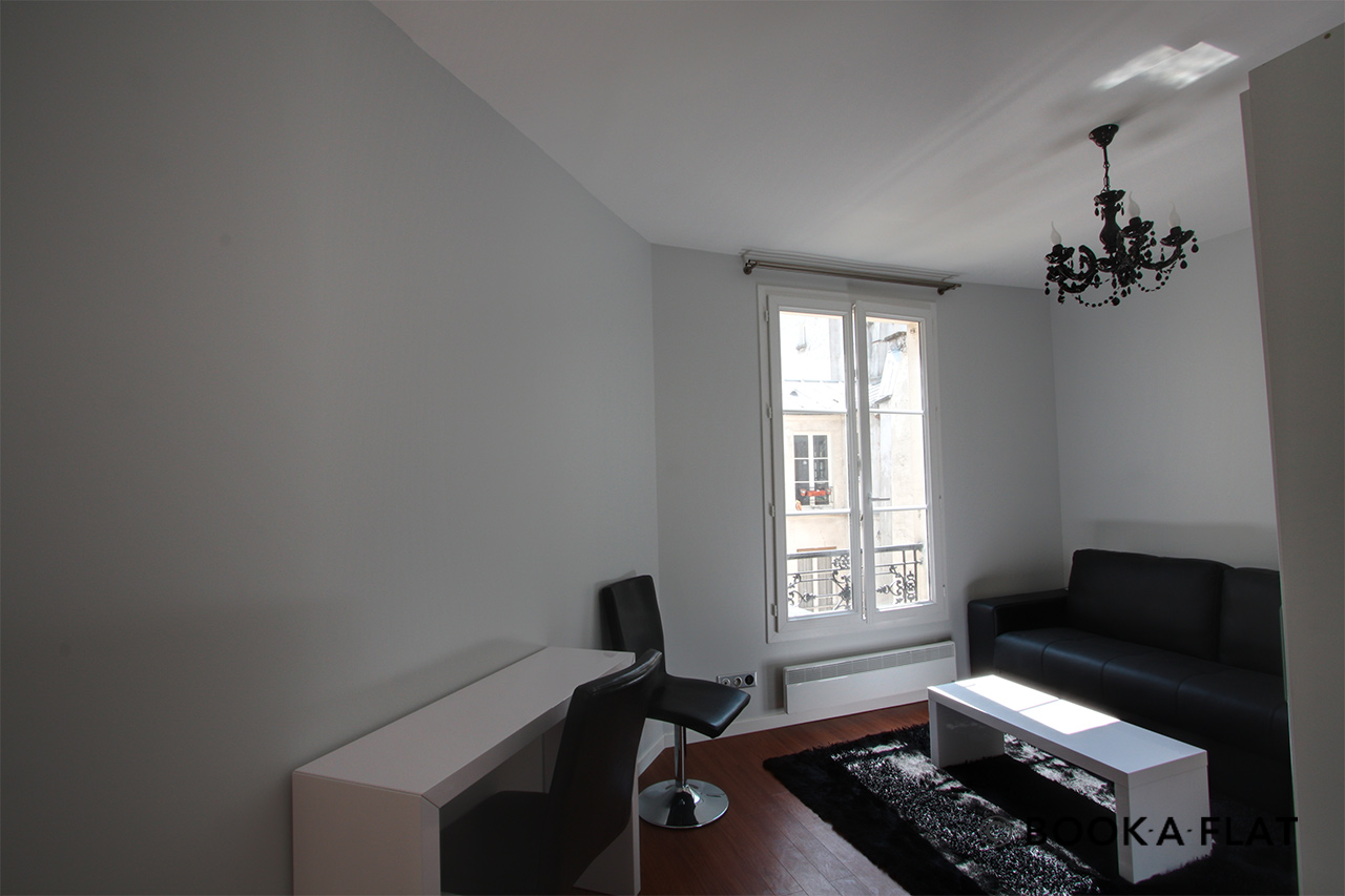 Apartment Paris Rue Monge 2