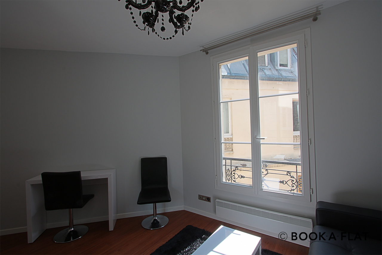 Apartment Paris Rue Monge 3